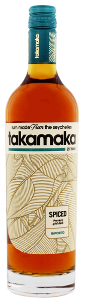 Takamaka Bay Spiced 0,7 Liter