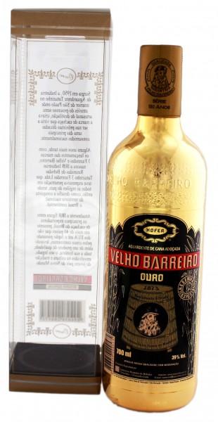 Velho Barreiro Gold Reserva Especial 0,7 Liter