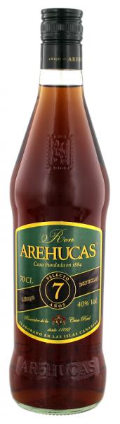 Arehucas 7YO Rum 0,7 Liter 40%