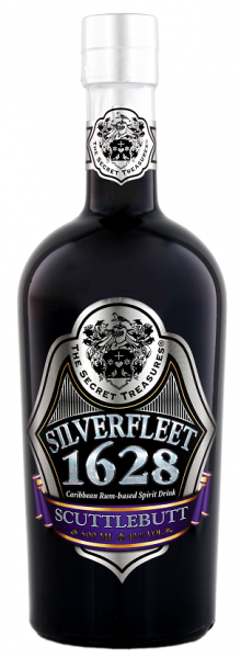 The Secret Treasures Scuttlebutt Silverfleet 1628 0,5 Liter
