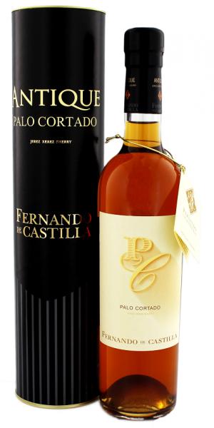 Fernando de Castilla Sherry Antique Palo Cortado 0,5 Liter