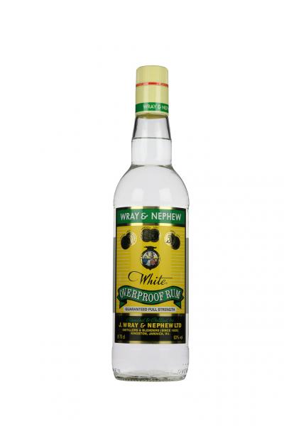Wray & Nephew Overproof Rum 0,7 Liter