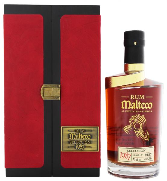 Malteco Selección 1987 0,7 Liter