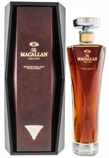 Macallan Oscuro Malt Whisky 0,7 Liter 46,5%