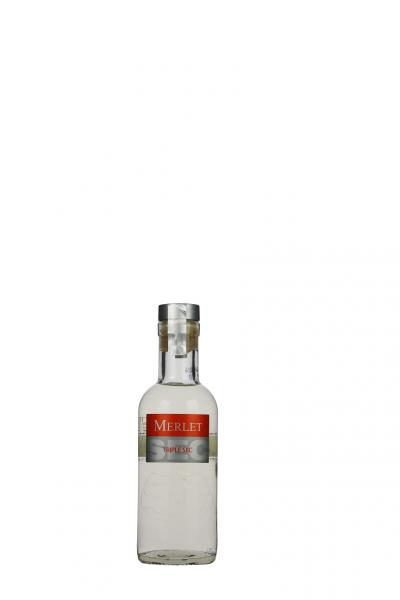 Merlet Triple Sec 0,2 Liter 40%