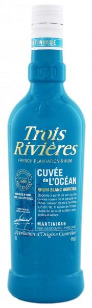 Trois Rivieres Cuvée de l'Océan Agricole Rhum 0,7 Liter 42%
