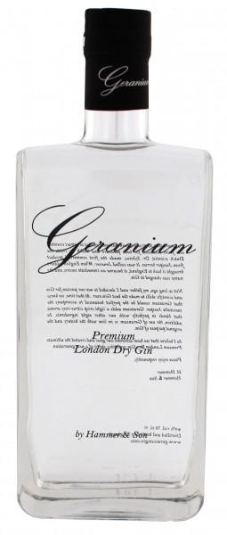 Geranium Premium London Dry - England 0,7L