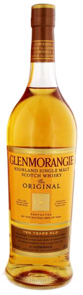 Glenmorangie The Original Scotch Whisky 10YO 1 Liter