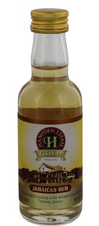 Hampden Estate Gold Rum 0,05 Liter 40%