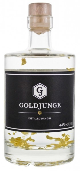 Goldjunge Distilled Dry Gin 0,5 Liter 44%