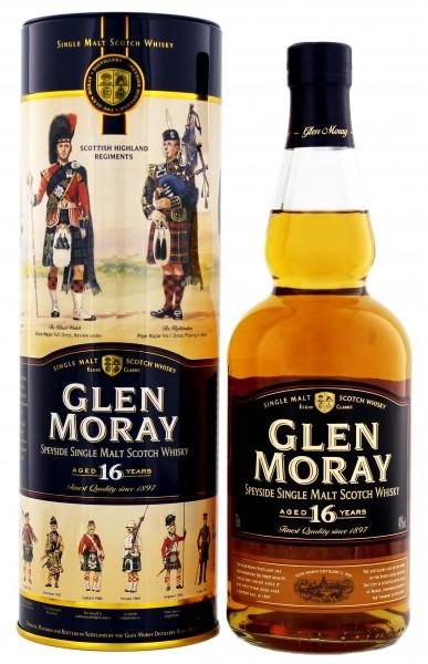 Glen Moray 16YO 0,7 L