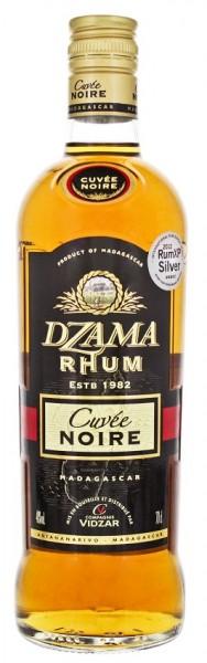Dzama Cuvée Noire Rhum 0,7 Liter 40%