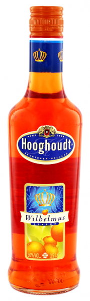 Hooghoudt Wilhelmus Orange 0,5 Liter 20%