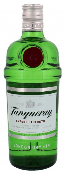 Tanqueray Export Strength 0,7 Liter