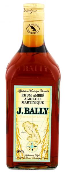 J. Bally Ambre Agricole Rhum 0,7 Liter 45%