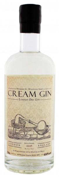 Master of Malt Cream Gin 0,7 Liter