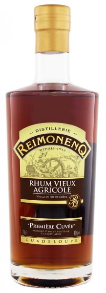 ReimonenQ Première Cuvée Rhum 0,7 Liter 40%