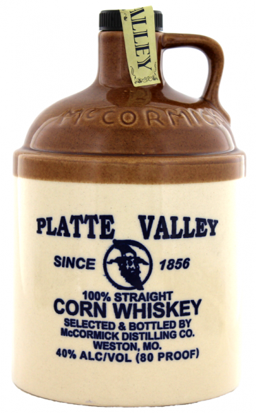 Platte Valley Corn Whiskey 0,7 Liter