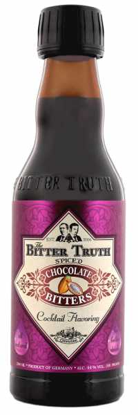 The Bitter Truth Chocolate Bitters 0,2 Liter 44%