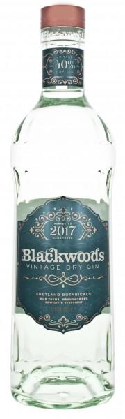 Blackwood`s Vintage Dry Gin 0,7 Liter