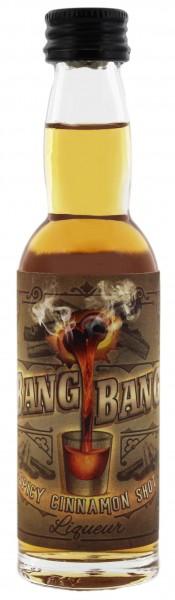 Bang Bang Spicy Cinnamon Liqueur 0,04 Liter 33%