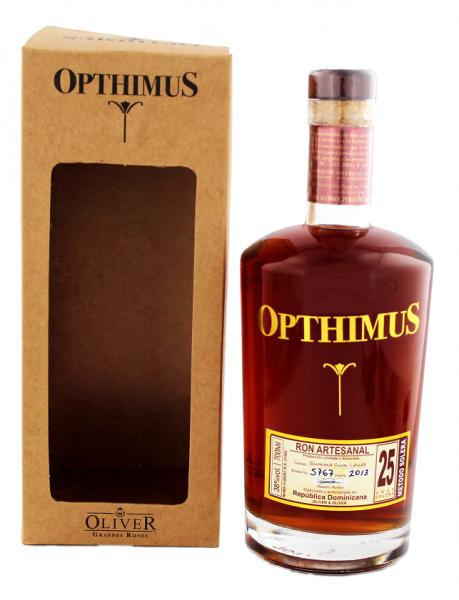 Opthimus 25YO Ron 0,7 Liter