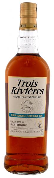Trois Riviéres Ambré Agricole Rhum 0,7 Liter 40%