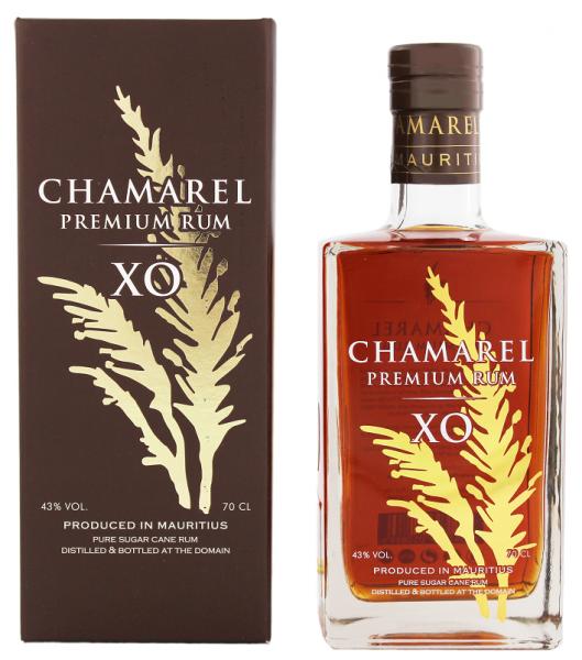 Chamarel XO Rum 0,7 Liter