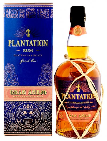 Plantation Guatemala & Bélize Gran Anejo 0,7 Liter 42%