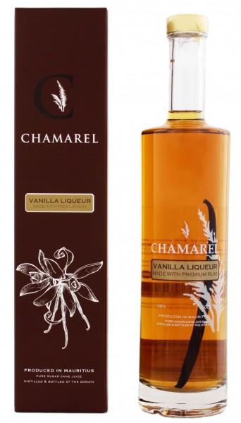 Chamarel Vanilla Liqueur 0,5 Liter 35%