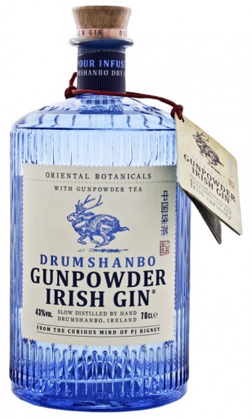 Drumshanbo Gunpowder Irish Gin 0,7 Liter 43%
