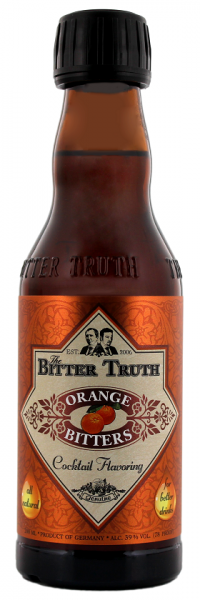 The Bitter Truth Orange Bitters 0,2 Liter 39%