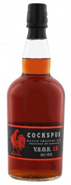 Cockspur 12YO Rum 0,7 Liter