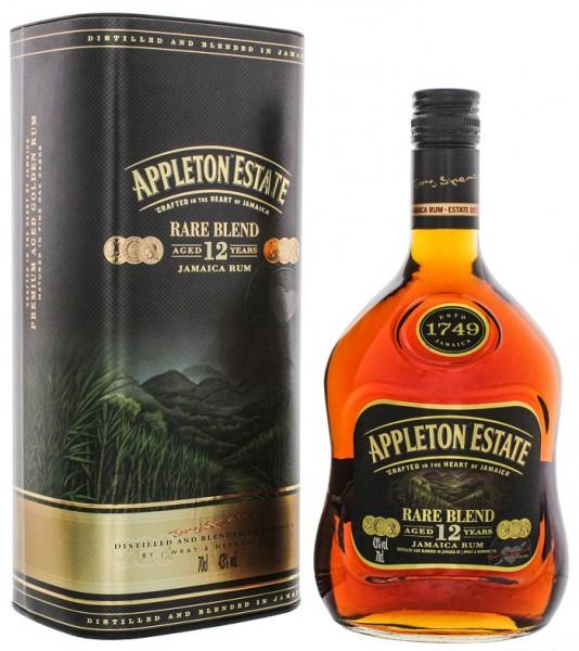 Appleton Estate 12YO Rare Blend Rum 0,7 Liter 43%