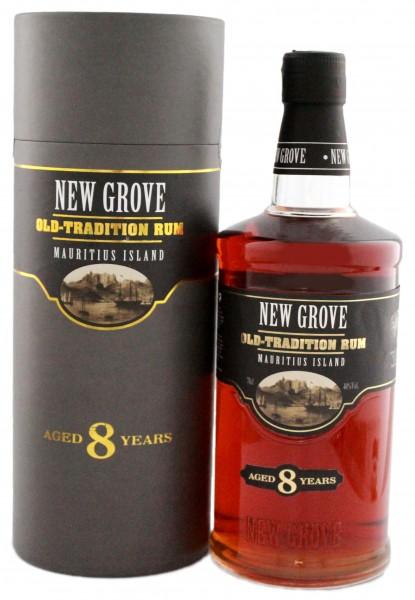 New Grove 8YO Old Tradition 0,7 Liter