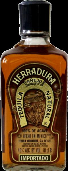 Herradura Anejo Tequila 0,7 Liter 40%