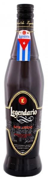 Legendario Anejo Rum 0,7 Liter 40%