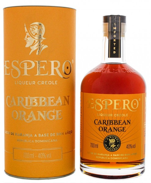 Espero Creole Orange Caribbean (GB) 0,7 Liter 40%
