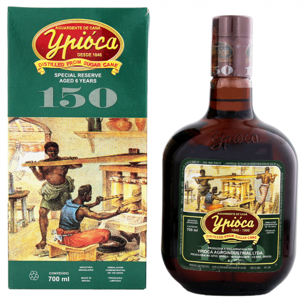 Ypióca 150 6YO Special Reserve 0,7 Liter