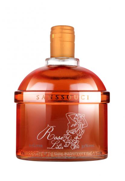 Sanssouci Rose Likör 0,7 Liter 32%