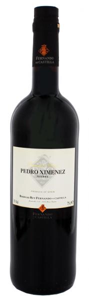 Fernando de Castilla Sherry Pedro Ximenez 0,75 Liter