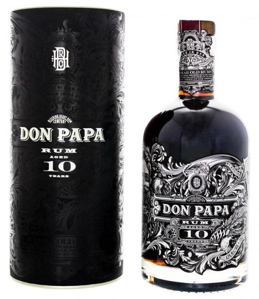 Don Papa 10YO Rum 0,7 Liter 43%