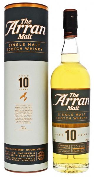 Arran 10YO Single Malt Whisky 0,7 Liter 46%