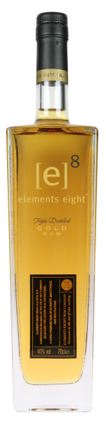 Elements Eight Gold Rum 0,7 Liter