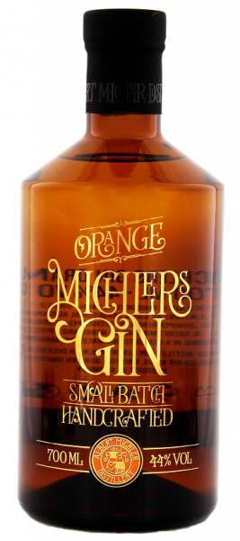 Michler's Orange Gin 0,7 Liter
