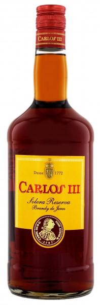 Carlos III Solera Reserva 1 Liter