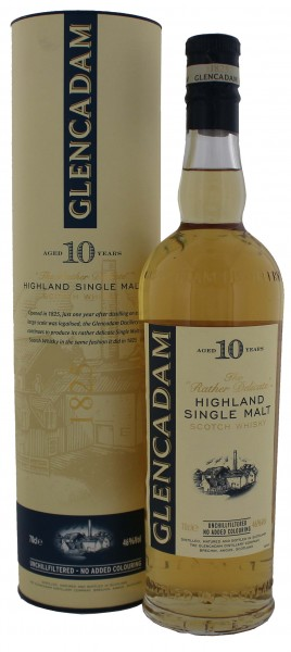 Glencadam 10YO The Rather Delicate 0,7L
