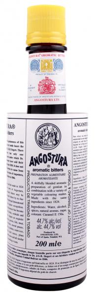 Angostura Aromatic Bitters 0,2 Liter 44,7%