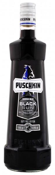 Puschkin Black Sun 1 Liter 21,9%