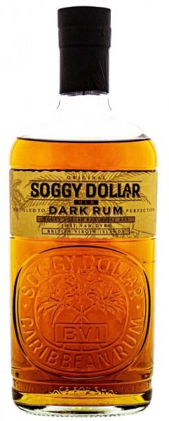 Soggy Dollar Old Dark Rum 0,7 Liter 40%